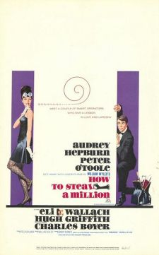 via: http://www.impawards.com/1966/how_to_steal_a_million.html Unless otherwise noted, all images are my own