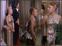 Lovely Champion leopard gown