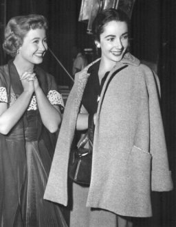 Rich, Young and Pretty: Elizabeth Taylor and Jane Powell
