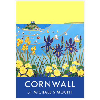vintage-style-seaside-travel-poster-by-joanne-short-of-st-michael-s-mount-in-cornwall