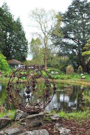 Bristol Botanic Gardens Sculpture Trail Review 2017