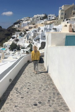 Blonde Wanderlust And My Top Five Tips For Stunning Santorini! 50