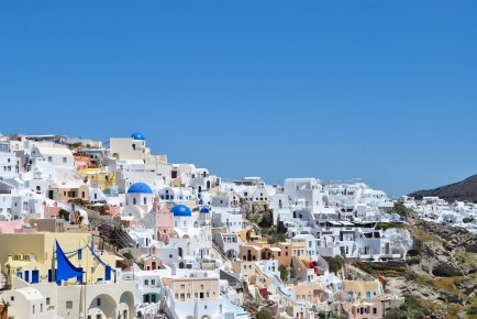 Blonde Wanderlust And My Top Five Tips For Stunning Santorini! 23