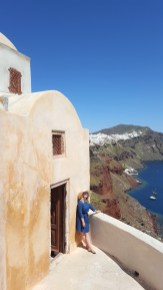 Blonde Wanderlust And My Top Five Tips For Stunning Santorini! 12
