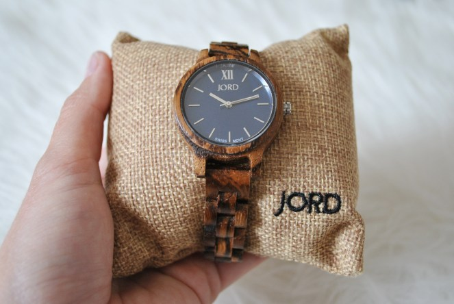 Jord watches review and giveaway