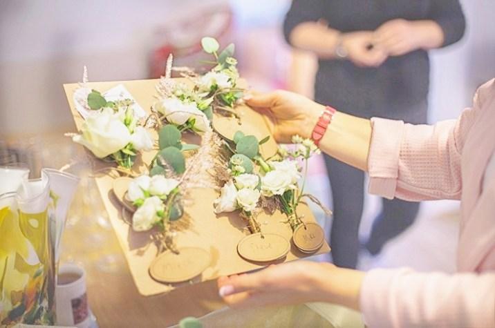 The Wild Bluebell Wedding Flower Styling Florist
