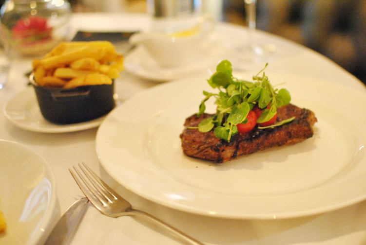 Marco Pierre White Steakhouse Bar & Grill Bristol Review
