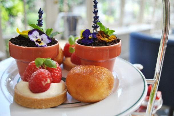 Summer Afternoon Tea At The Ivy Clifton Brasserie 8