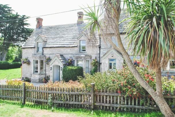 Jurassic Coast Dorset coastline pub near Old Harry Rocks