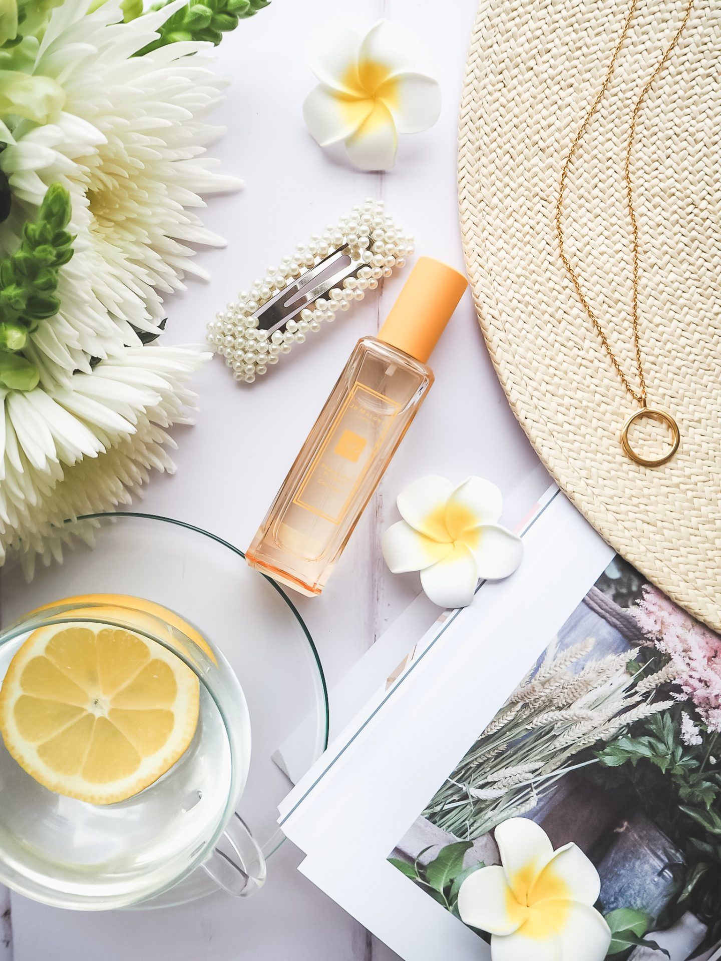 Summer Fragrance With The Jo Malone London Blossoms Collection 5