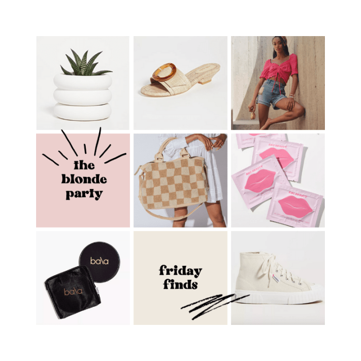 Friday Finds (8/6/21)