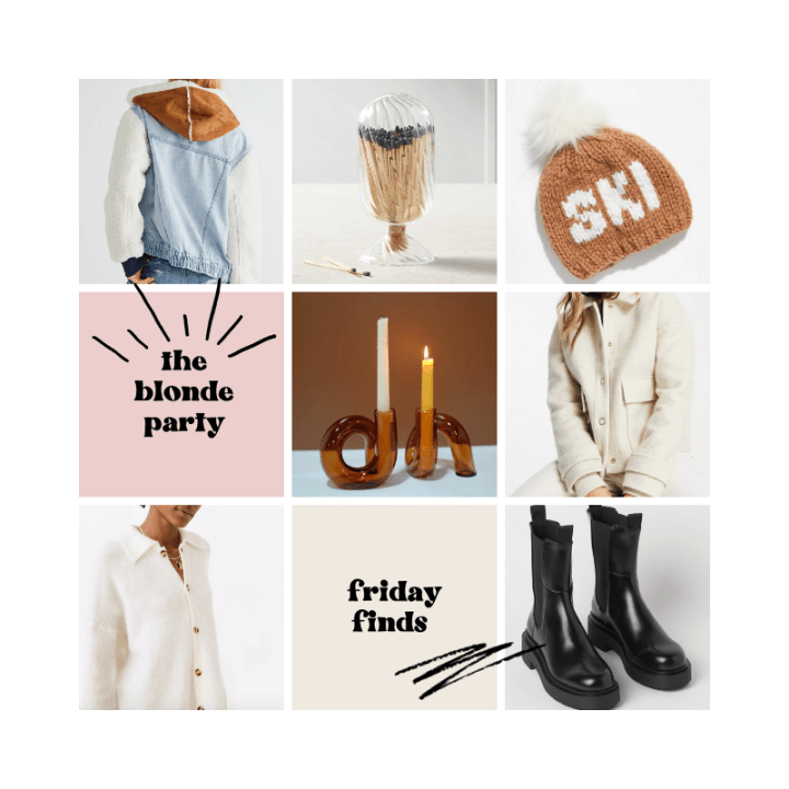 Friday Finds (10/15/21)