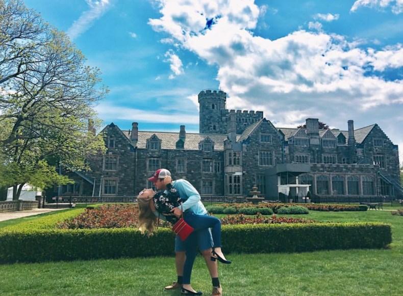 Hempstead Castle Kisses.