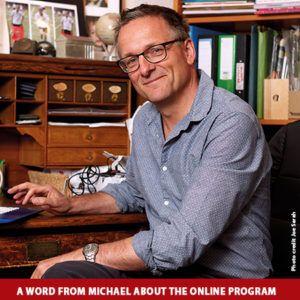 MM on the online program