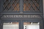 The Louderman Building.