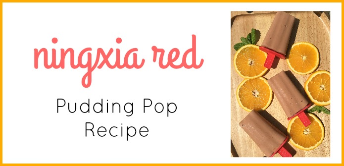 NingXia Red Pudding Pops