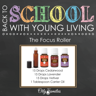 Back-to-School Focus Roller