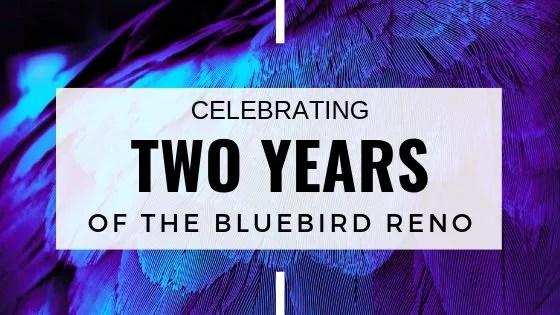 Bluebird 2 year anniversary party
