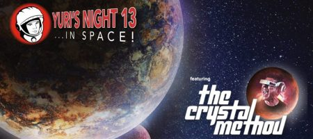 Yuris Night 2019 featuring The Crystal Method at The Bluebird