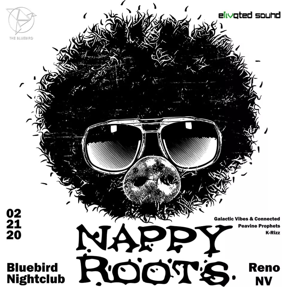 Nappy Roots live in Reno!