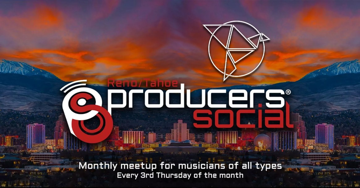 The Reno Tahoe Producers Social @The Bluebird