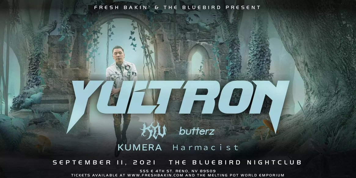 Yultron at The Bluebird