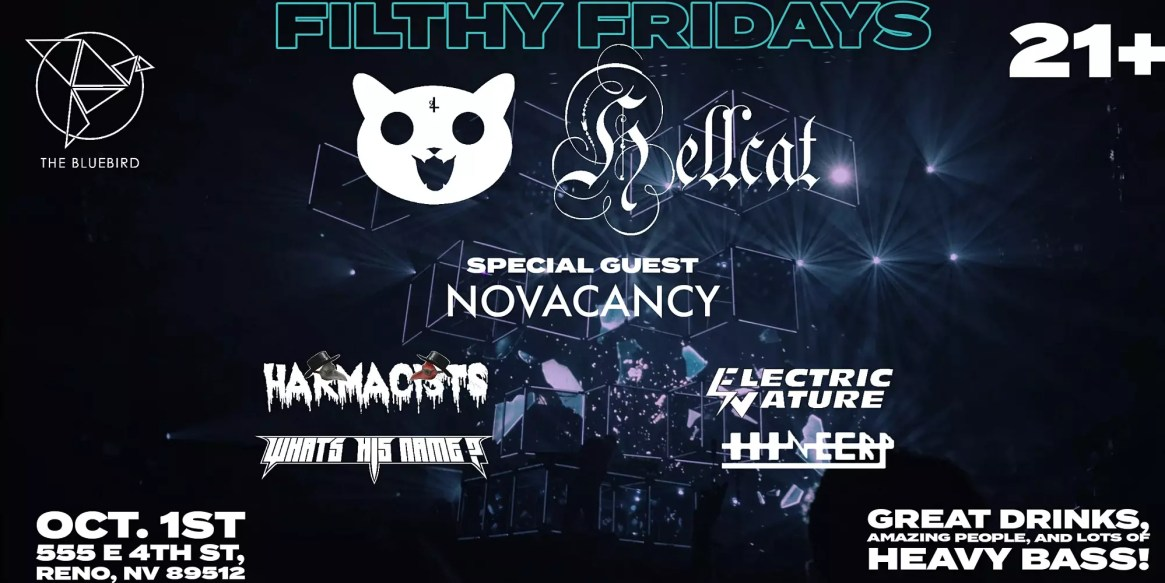 Filthy Friday Ft Hellcat wNOVACANCY Hosted by Harmacists
