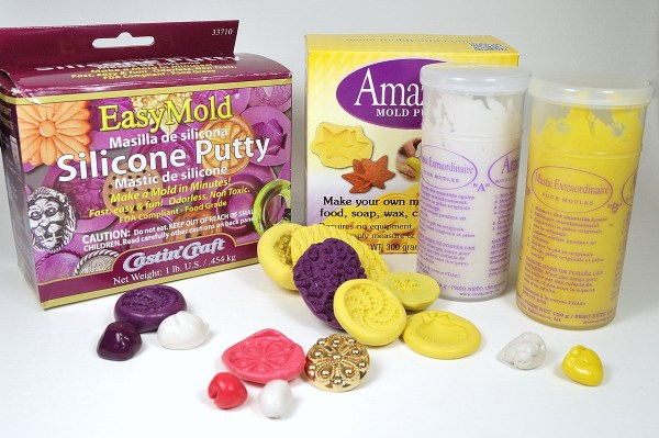 An introduction to silicone rubber molds for crafting use.