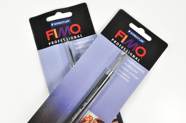 Fimo Tools for polymer clay by Staedtler.