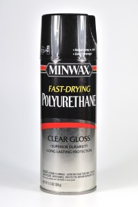 Minwas Fast-Drying Polyurethane is safe on polymer clay. More at The Blue Bottle Tree.