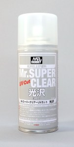 Mr. Super Clear performs fairly well on most brands of polymer clay, but is slightly sticky on Fimo Professional.
