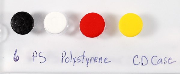 CD cases are polystyrene and are not compatible with polymer clay.