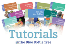 Polymer Clay Tutorials from The Blue Bottle Tree