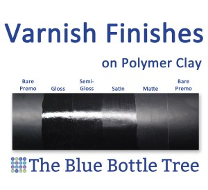 Confused about gloss levels in polymer clay varnish? Get a clear comparison here!