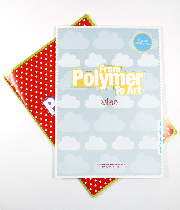 From Polymer to Art, a Dutch polymer clay magazine, is no longer in publication.