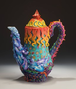 Teapot by Layl McDill