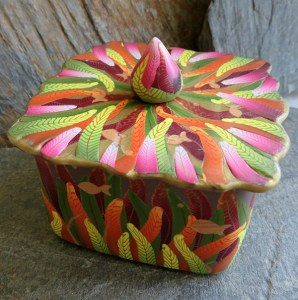 Box by Pavla Čepelíková of Saffron Addict