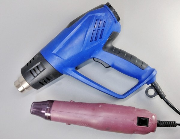 heat guns are used in many ways when we create with polymer clay.