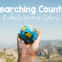Country Research Project for Kids