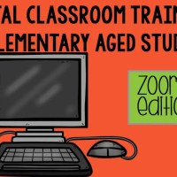 Digital Classroom Training for Elementary Aged Students - Zoom Edition