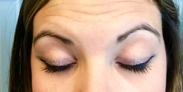 Homemade eyeliner DIY