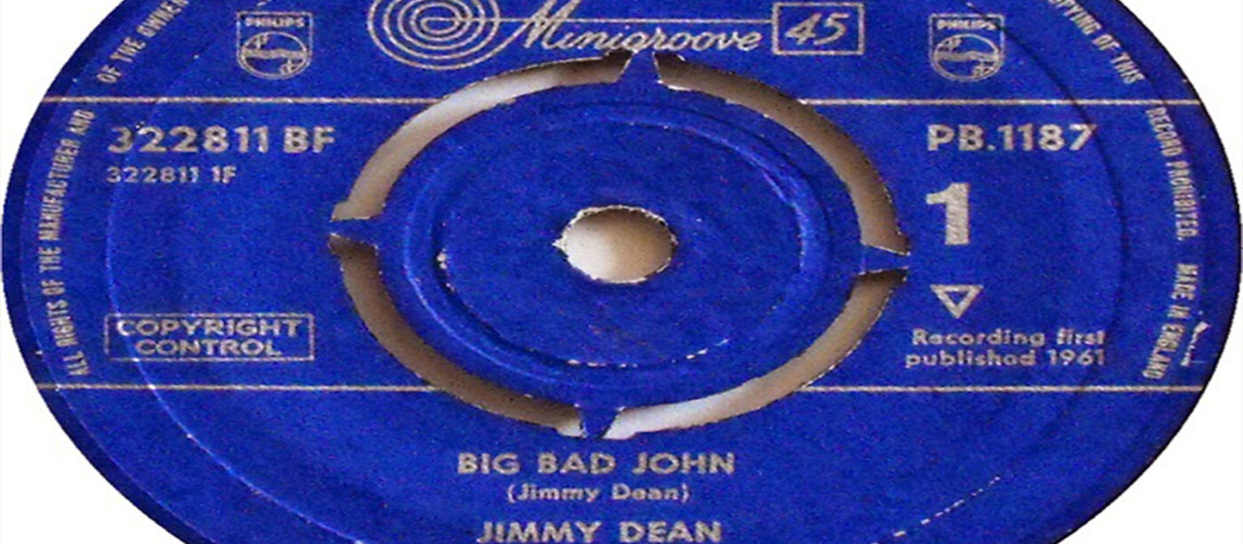 Jimmy Dean,Big Bad John