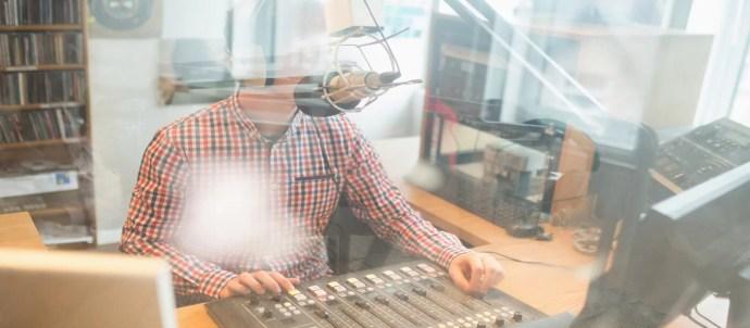 Music Free For Al Radio host