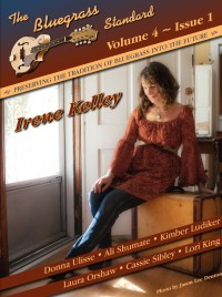 irene kelley the bluegrass standard