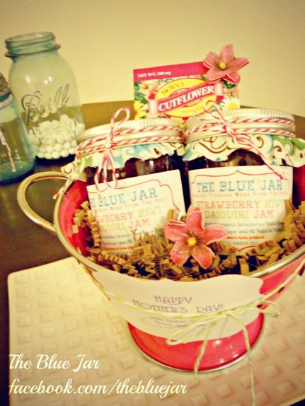 Pink Colander Gift