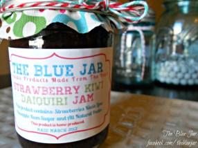 Strawberry Kiwi Daiquiri Jam New