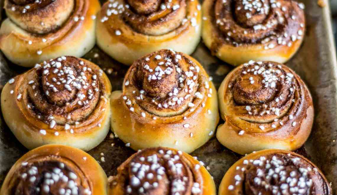 Super Swedish Cinnamon Buns