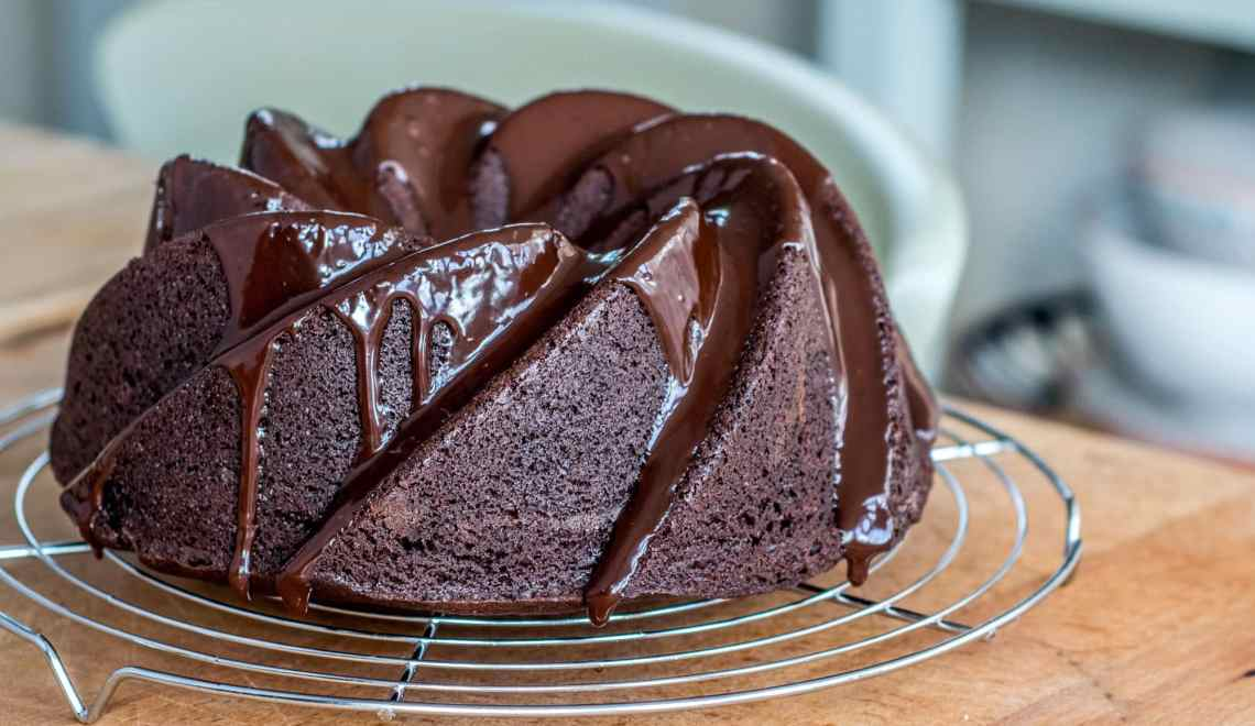 Chocolate Mocha Bundt Cake