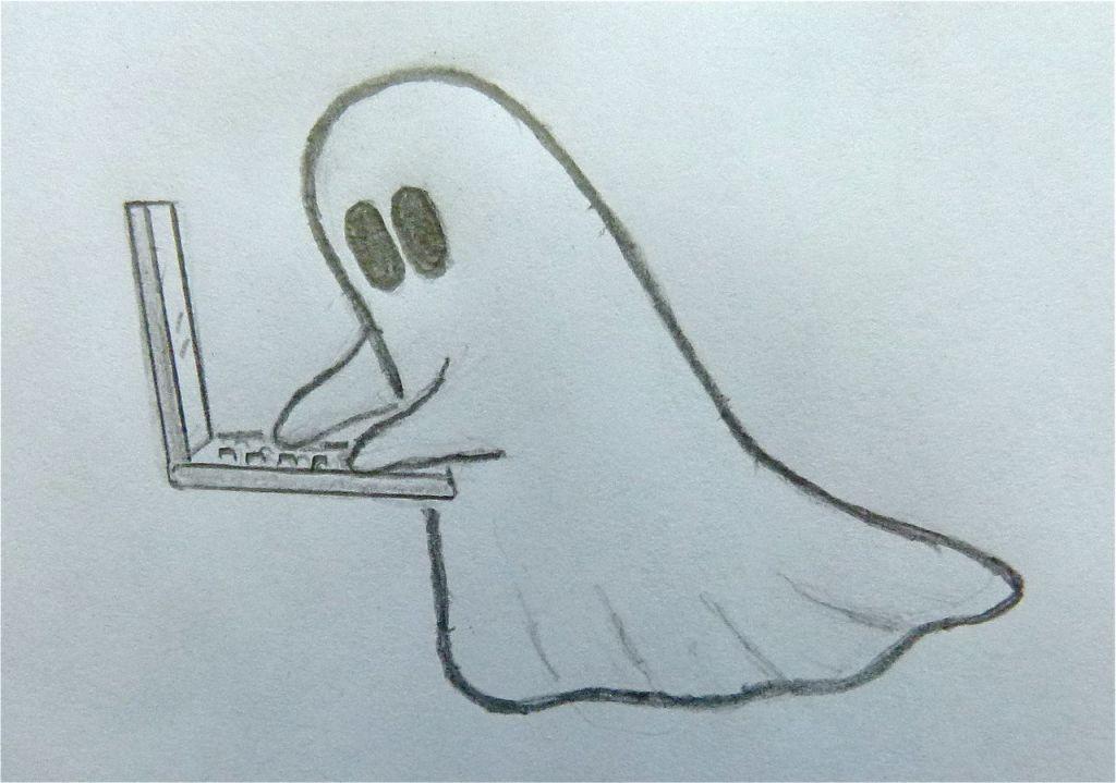 Ein Ghostwriter ;-)