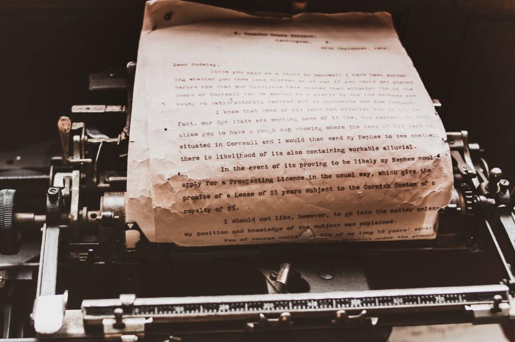 Schreiben im Internet-Zeitalter